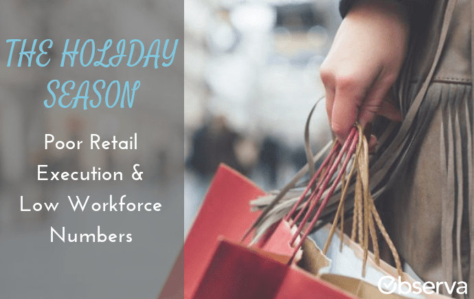 Low Retail Workforce this Holiday Season