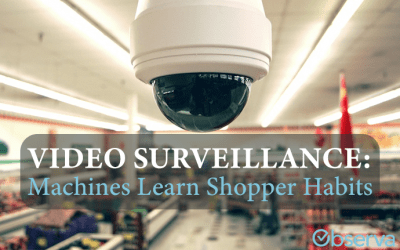 Video Surveillance: Machines Learn Shopper Habits
