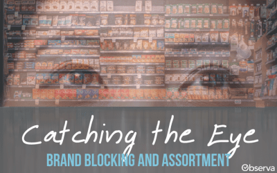 Catching the Eye: Brand Blocking and Assortment